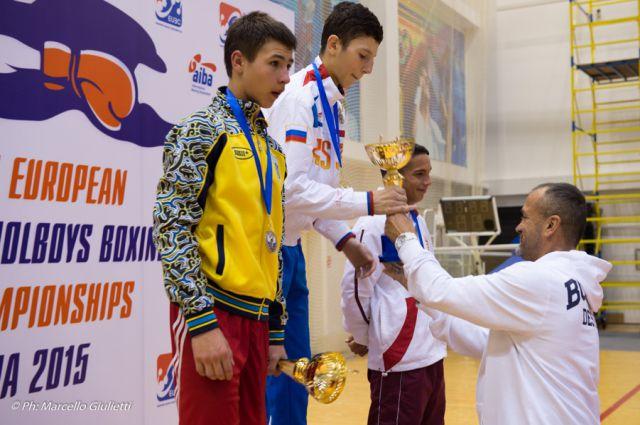 14:14 9  Украинские школьники завоевали второе место на первенстве Европы по боксуПервое место заняла сборная Рос