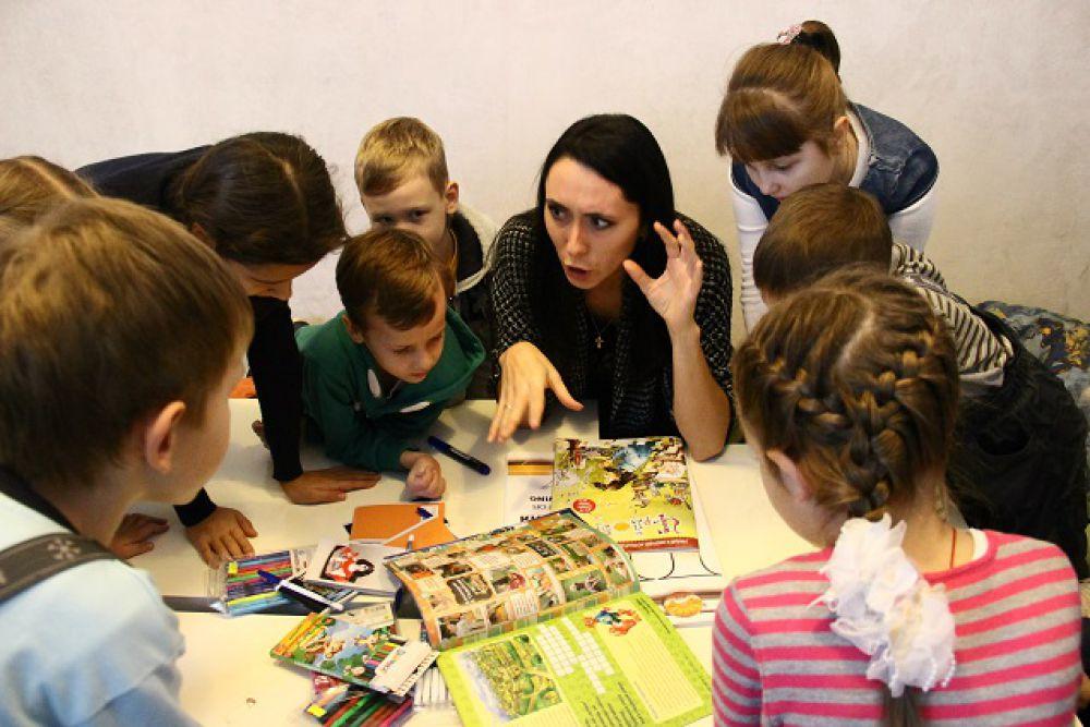Развиваем воображение вместе с главным редактором детского журнала «Чердобряк» Мариной Танцыревой.