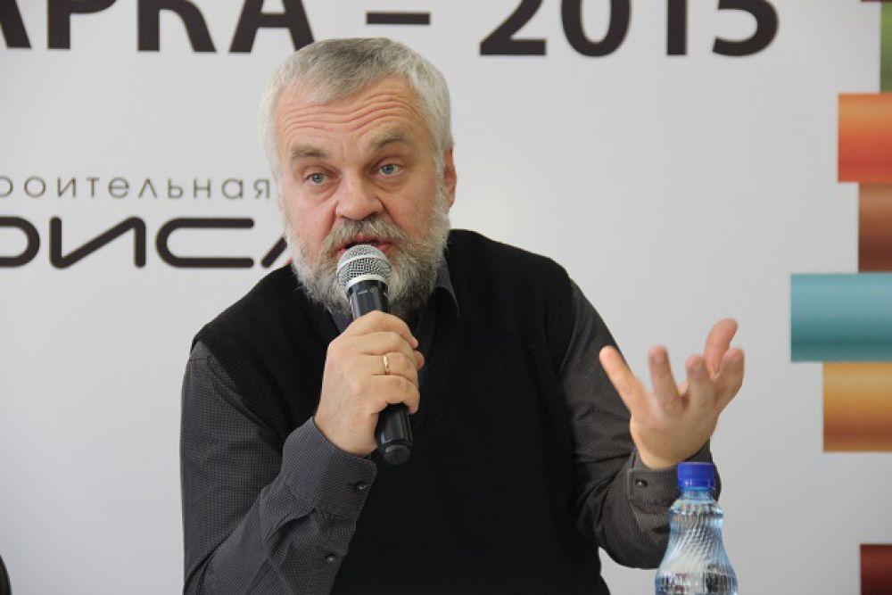 Алексей Варламов - постоянный автор серии «Жизнь замечательных людей».