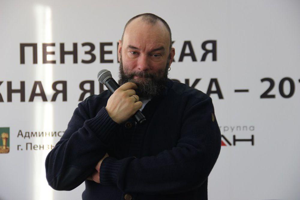 Борис Куприянов уверен: библиотеки для города важнее, чем пешеходные улицы.