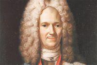 Портрет А.Д. Меншикова. 1716—1720 гг.