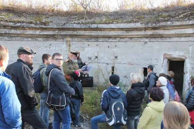 Экскурсантов в крепости ждут интересные открытия.