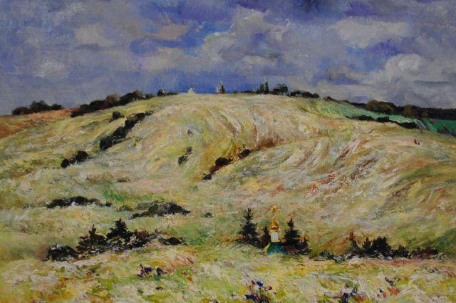 Жанр пейзажа всегда являлся для приморских художников доминирующим.