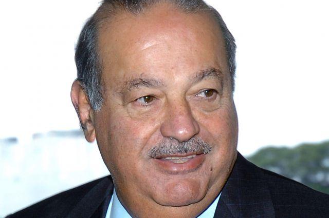 Мексиканец Карлос Слим оказался богаче всех жителей страны, вместе взятых