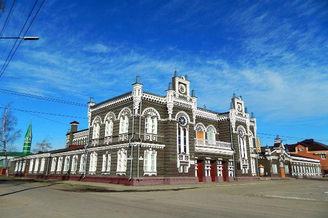 Димитровградский драматический театр им. А.Н. Островского