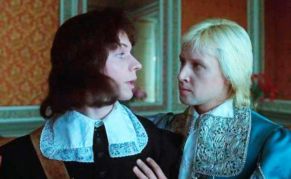 Кадр из фильма «Тайна королевы Анны, или Мушкетеры 30 лет спустя», 1993 г.