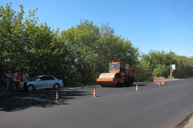 Речная улица в Брянске.