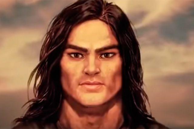 Урал-батыр, герой башкирского эпоса.
