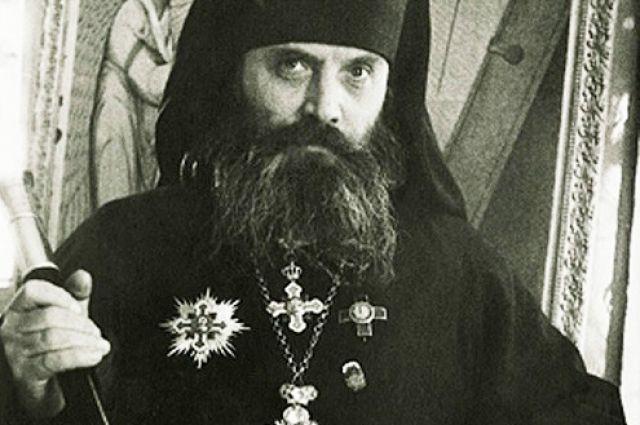 Архимандрит Алипий (Воронов).