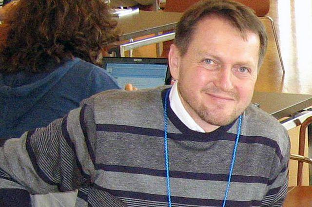 Александр Гельфан.