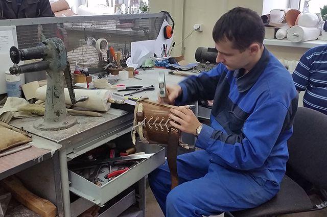 В Кирове изготавливают самые разные протезы, вплоть до современных.