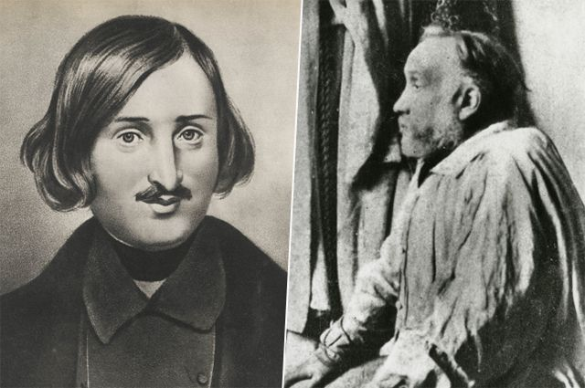 Николай Гоголь и Эдгар Дега.