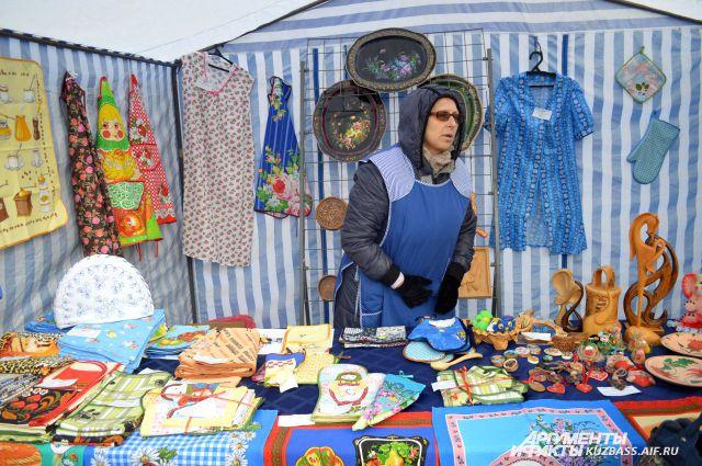 Продовольственные ярмарки также постоянно проходят почти во всех муниципальных образованиях края.