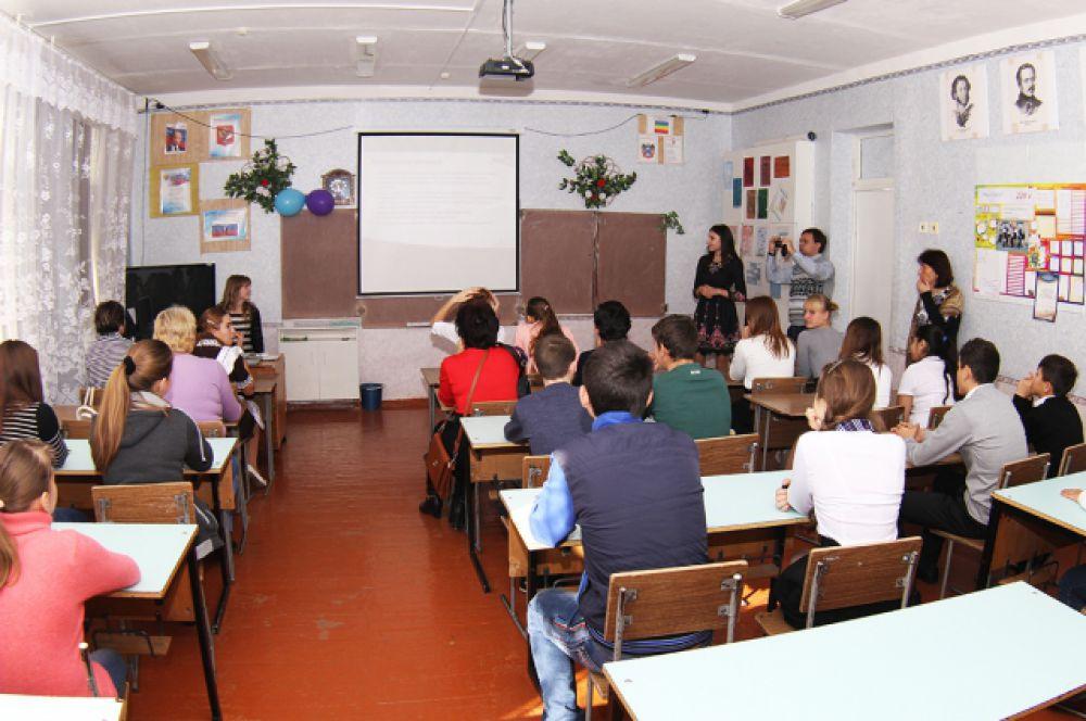 Выездной познавательный фестиваль прошёл в Веселовском районе.