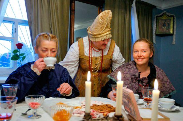 Музей «Коломенская пастила».