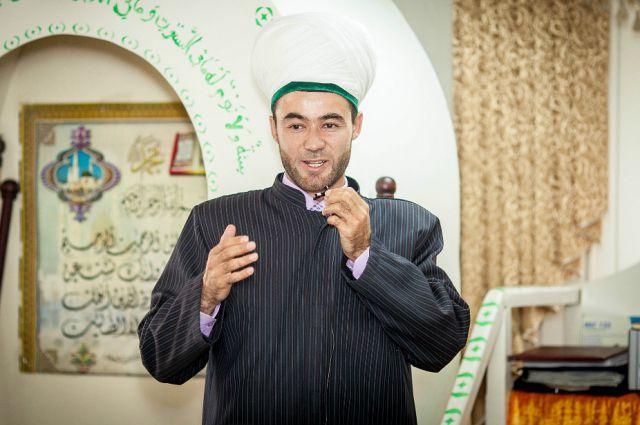 Абдукодрихон Почоев, имам Пойковской мечети.
