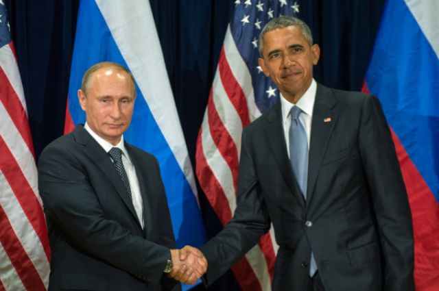Путин и Обама общались 20 минут на саммите G20