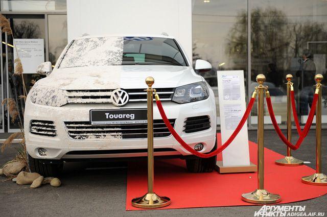 Бразилия оштрафовала Volkswagen на $13 млн
