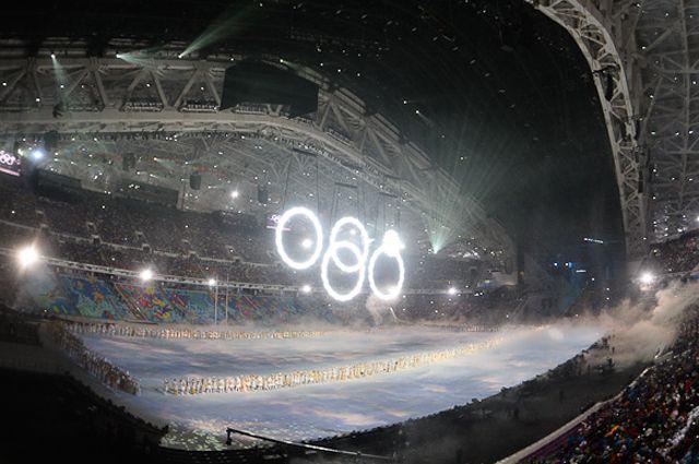 За использование олимпийской символики можно получить штраф
