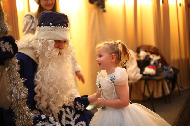 Каждый Приморец может почувствовать себя Дедом Морозом.