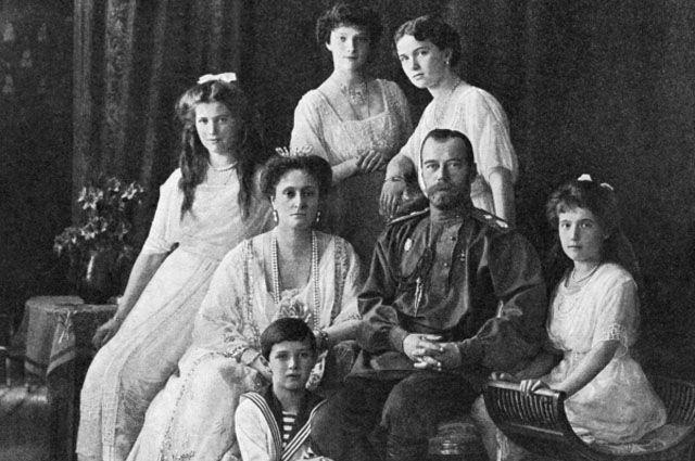 Гостья расскажет истории из семейных хроник царской семьи.