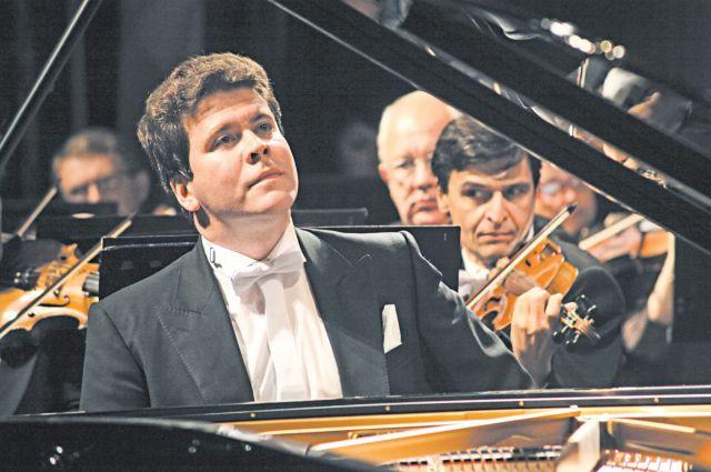 Денис Мацуев приедет с концертом в Омск.