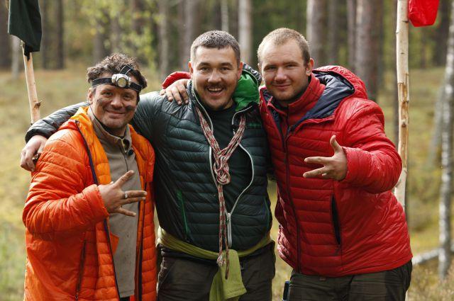 Станислав Нижельский слева.