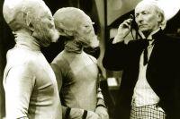 «Доктор Кто», кадр из сериала.