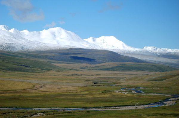 Золотые Алтайские горы
