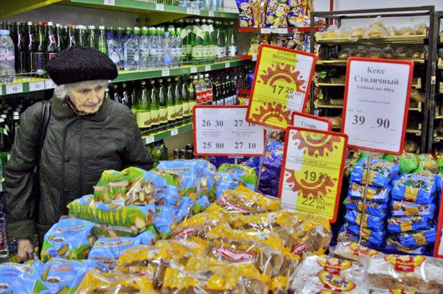 Первые замеры показали: продуктовая корзина в сети дешевле среднероссийской.