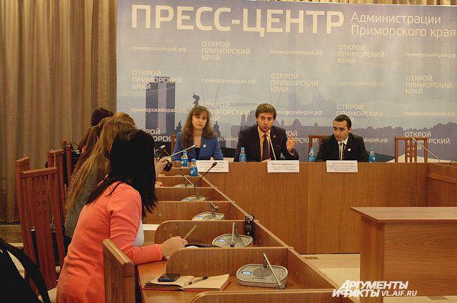 Приморская молодёжь достойно представляет регион на всероссийских и международных мероприятиях.