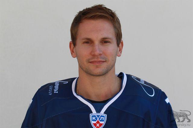 Никлас Бергфорс сыграет в Красноярске уже в сегодня.