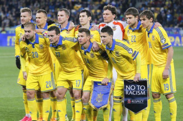 Футбол україна видео