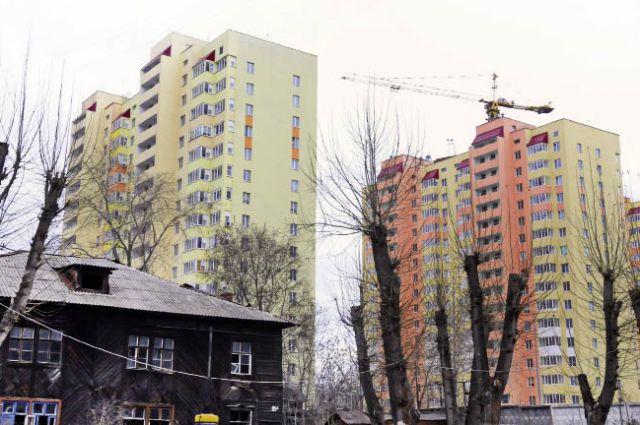 В 2014 г. в крае сдали под ключ более 1 млн 112 тыс. кв. м, а нынче наметили ввести в эксплуатацию около 1 млн 300 тыс. кв. м жилья.
