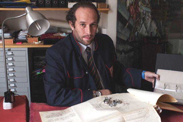 Председатель совета директоров и креативный директор марки «Ракета» граф Жак фон Полье. Фото: