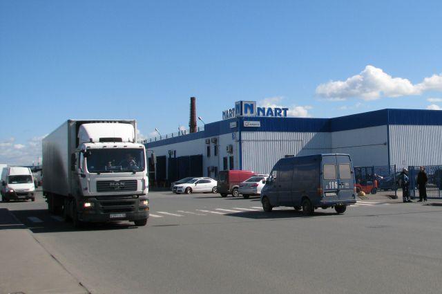 Современный складской комплекс готов к сотрудничеству с новыми партнёрами.