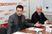 И.Н. Панкевич, директор центра социальной адаптации «Сильная личность»; Г.Н. Пилипенко, директор центр лечения зависимостей «Гипноз»