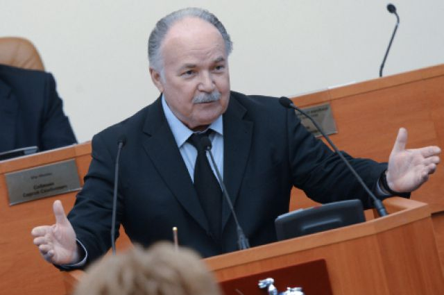 Депутат Московской городской Думы Николай Губенко.