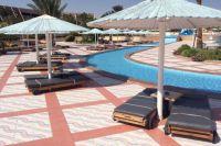 Опустевшие отели в Египте. Туристы выбирают для отдыха более спокойные места.