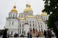 Успенский собор (Великая церковь) Киево-Печерской лавры.