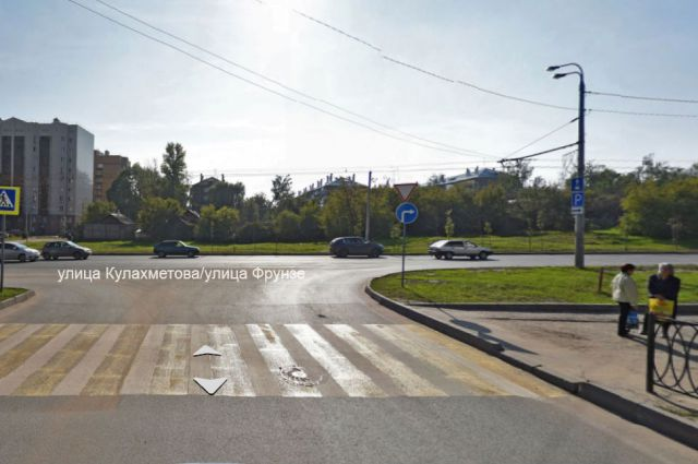 Улицу Кулахметова теперь продлили до ул. Болотникова