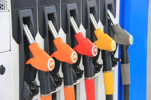 Цены на дизельное топливо поднялись.
