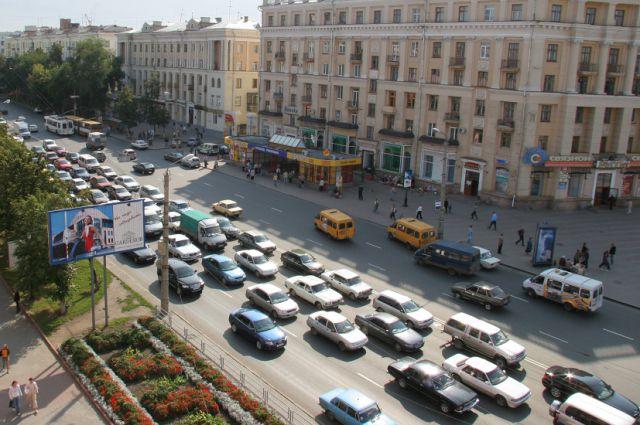 В «золотую» десятку 2015 года вошёл и проспект Ленина.