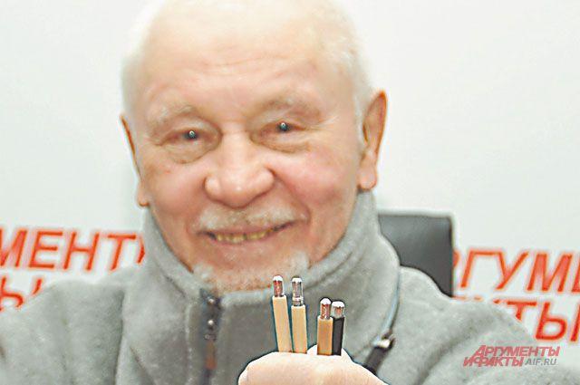 Валентин Каменев.