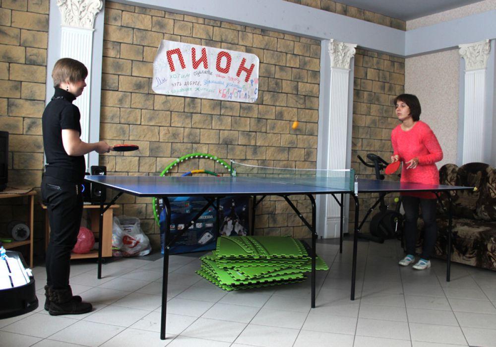 Значительная часть времениуделяется играм и развлечениям