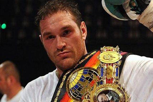 13:34 57 Фьюри ради боя с Кличко сбросил 30 кг Британец признался что легко набирает вес между поединками