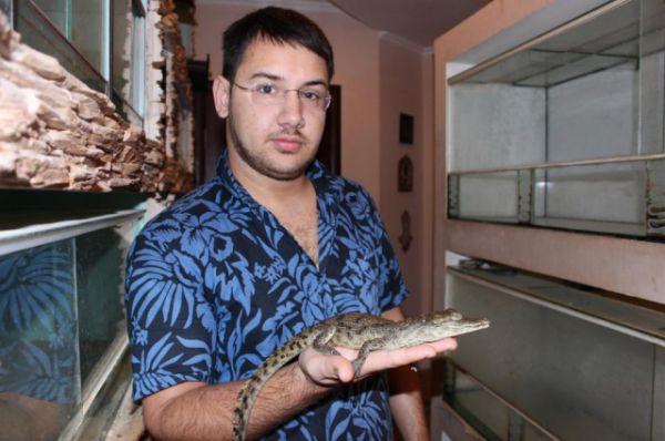 На транспортировку крокодилов ветврач должен выдать ветеринарные сопроводительные документы.