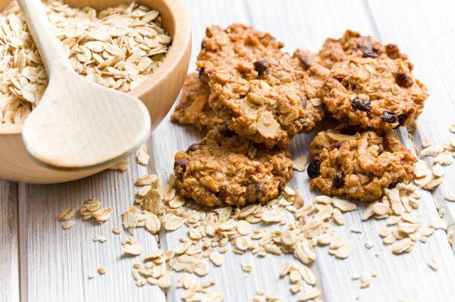 Как сделать печенье из овсянки