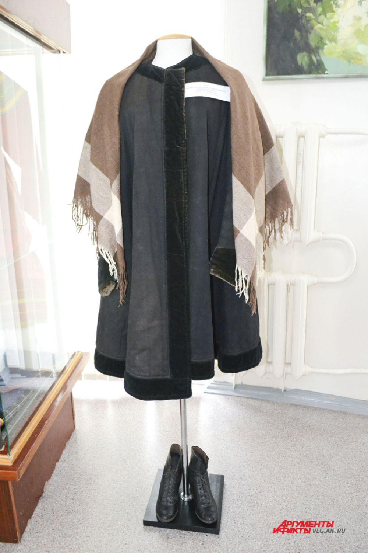 Кохта – верхняя одежда донских казачек, конец 19 – начало 20 века.