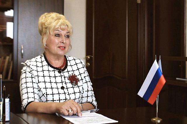 Председателем организации стала вице-губернатор Приморья Татьяна Заболотная.